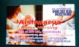 AISHWARYA HOME…