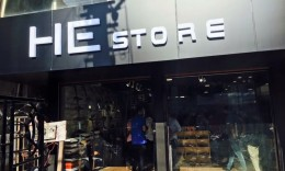 HE STORE