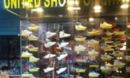 UNITED SHOES…