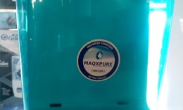 MAQXPURE WATER…