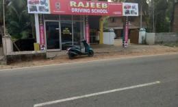 RAJEEEB DRIVING…