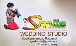 SMILE WEDDING…