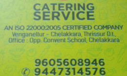NICE CATERING…