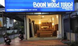BOON WOOD…