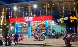 PACE CYCLES…