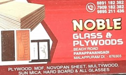 NOBLE GLASS…