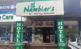 NAMBIAR'S HOTEL