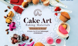 CAKE ART…