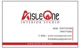 AISLE ONE…