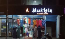 BLACK LADY…