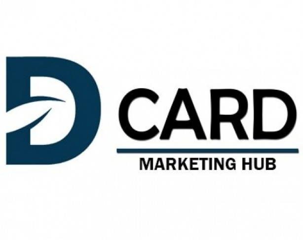 D CARD MARKETING HUB