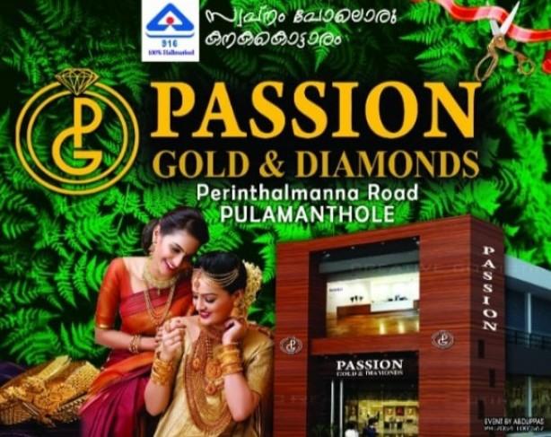 PASSION GOLD & DIAMONDS