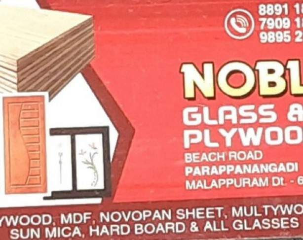 NOBLE GLASS & PLYWOODS