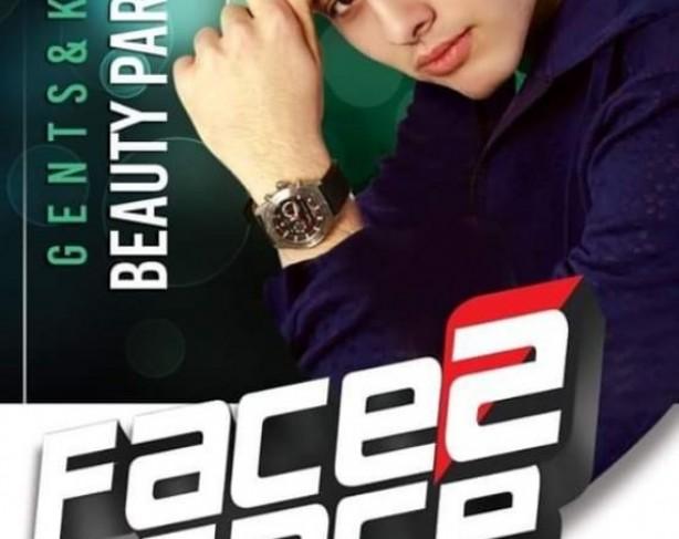 FACE 2 FACE  BEAUTY PARLOUR GENTS & KIDS