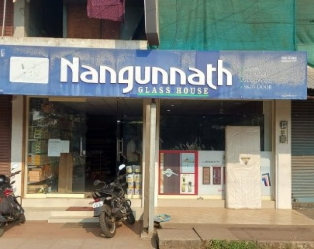 NANGUNNATH GLASS HOUSE