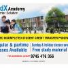 Edx Academy Carrier Solutin